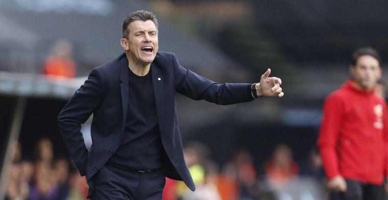 El Celta de Vigo negocia con este entrenador para la próxima temporada