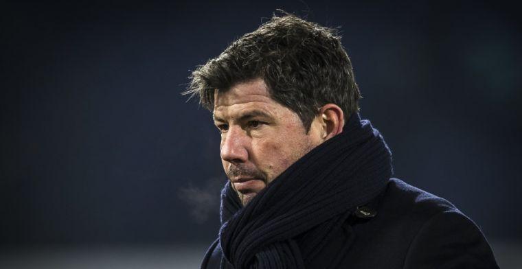 KNVB heeft nieuwe coach Jong Oranje te pakken: 'Het is een prachtige uitdaging'