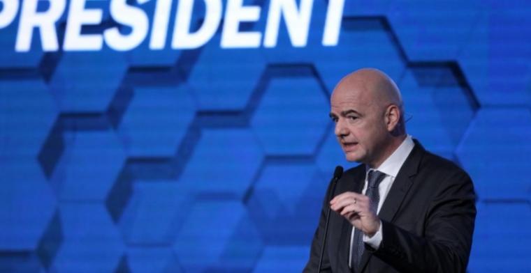 'Ajax kan 57 miljoen mislopen door 'overhaaste beslissing' van FIFA-baas'