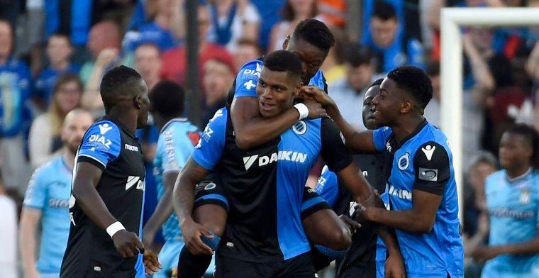 Club Brugge presenteert nieuwe shirts: ''Club is Brugge, Brugge is Club!''