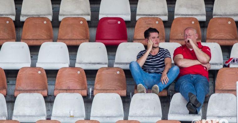 Sparta met bijna gehalveerde begroting richting Jupiler League: Niet goed gedaan