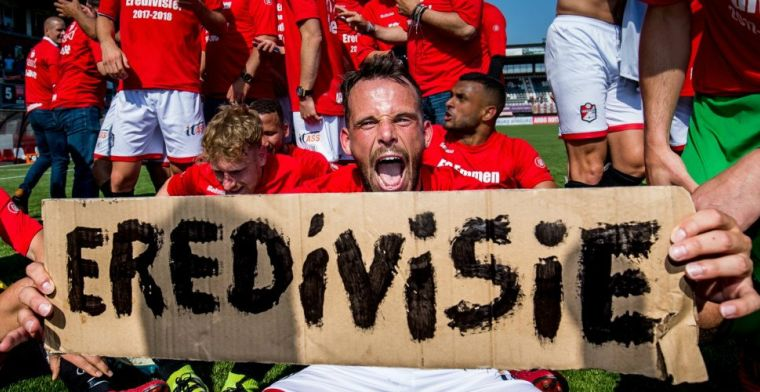Het kan zomaar zijn dat FC Emmen een stabiele Eredivisieclub wordt