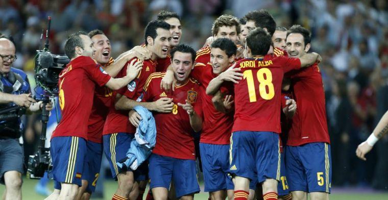 Spaanse selectie bekend: Real Madrid hofleverancier, geen Fabregas