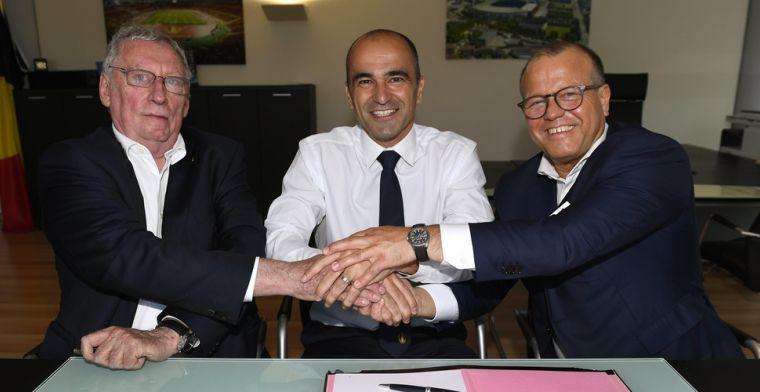 Plan-Martinez krijgt steun van Verhaeghe: Bondscoach heeft altijd gelijk