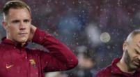 Imagen: Ter Stegen se rinde a Andrés Iniesta con este discurso