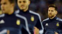 Imagen: OFICIAL | Estos serán los acompañantes de Messi en su último Mundial