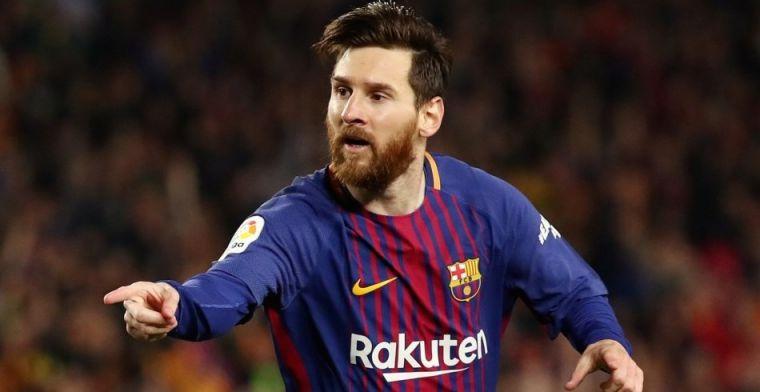 Bilardo mete aún más presión a Messi de cara al Mundial