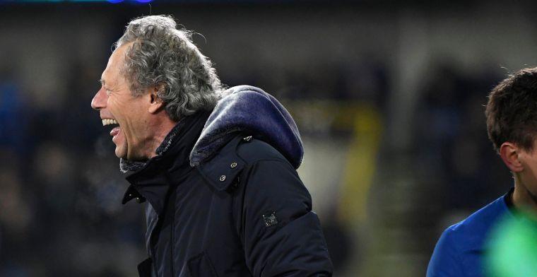 DONE DEAL: 'Preud'homme tekent langdurig contract bij Standard'