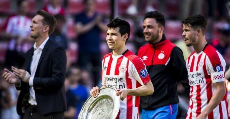 PSV-ster gelinkt aan Everton: 'Ik ben dankbaar dat hij mij heeft gehaald'