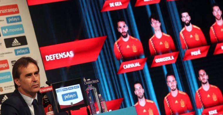 OFICIAL l Lopetegui renueva con la selección española hasta 2020