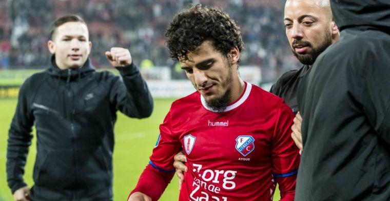 Emotioneel afscheid van FC Utrecht valt in duigen: Het is doodzonde