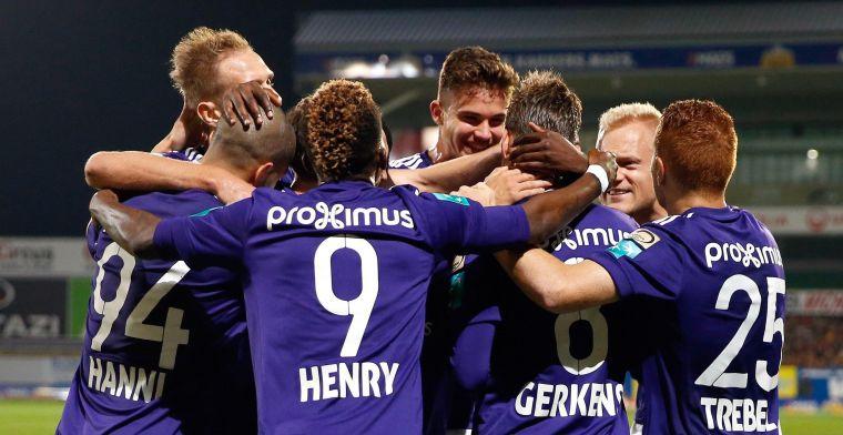 Anderlecht ondergaat volledige metamorfose: 'Vier basisspelers blijven over'