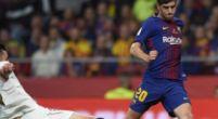Imagen: Se cumplen 7 años del debut de Sergi Roberto con el Barça
