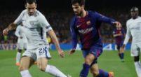 Imagen: André Gomes y el gesto que desvela su futuro en el Camp Nou