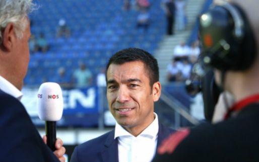 Afbeelding: 'Hij kan de spits van Feyenoord 1 worden, dat geloof hebben we met z'n allen'