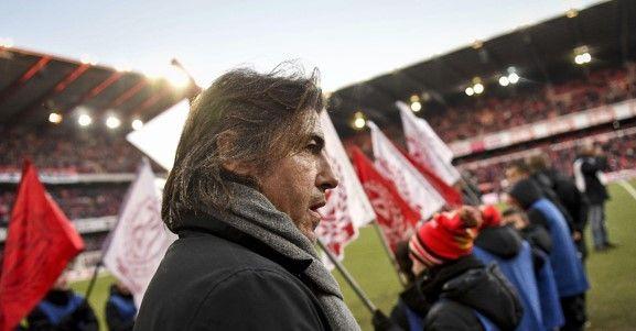 Standard-voorzitter verklaart vertrek Sa Pinto: Dat kon niet door de beugel