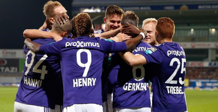 Anderlecht kondigt eerste oefenmatch aan, Coucke voegt meteen daad bij het woord