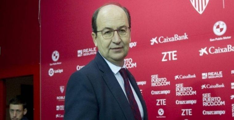 Cala recomienda al Sevilla que levante el proyecto con gente de casa