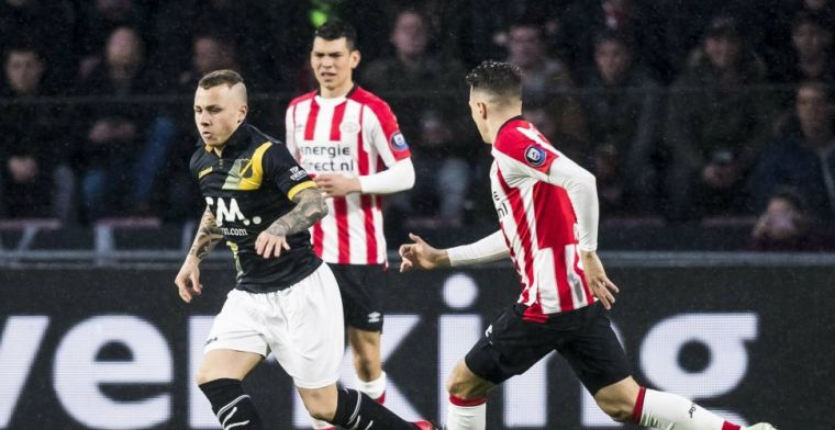 'PSV opent onderhandelingen met Man City: vraagprijs nog een probleem'