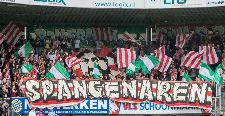Clubs kloppen na degradatie meteen aan bij Sparta voor spelers: 'Als aasgieren'