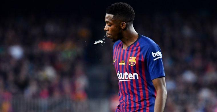 'MD': Ousmane Dembélé pendiente del fichaje de Griezmann