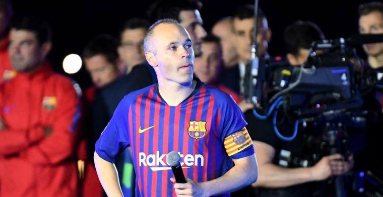 OFFICIEEL: Iniesta heeft zijn nieuwe ploeg helemaal beet