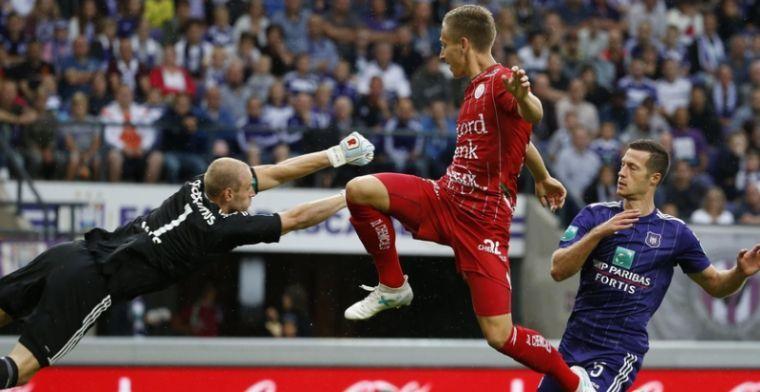 'Anderlecht staat dicht bij akkoord: moeilijk transferdossier volgende week rond'