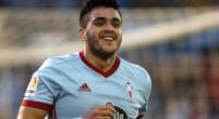Imagen: Maxi Gómez no esconde la sorpresa por su rápida adaptación al fútbol europeo