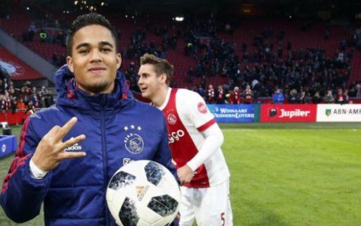 Transfernieuws | 'Ajax en Roma volop in onderhandeling over Kluivert: vraagprijs van 20 miljoen'