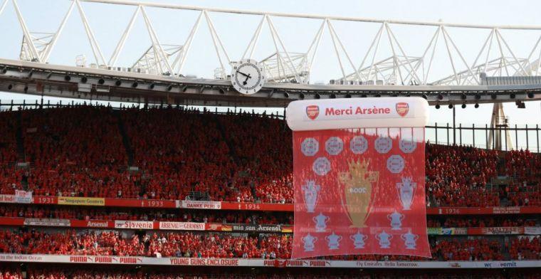 Arsenal breekt met traditie en gaat samenwerking aan met Afrikanen: Geweldig