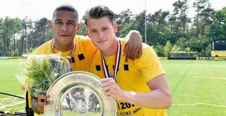 Cambuur haalt jonge middenvelder weg bij Vitesse: Enorm gretig en ambitieus