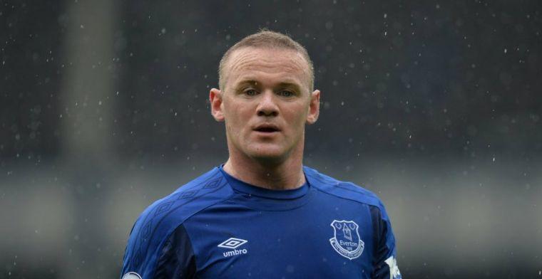 'Everton lijkt Rooney uit te zwaaien: speler krijgt toestemming voor gesprekken'