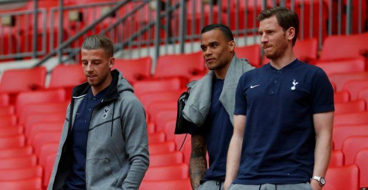'United en Tottenham openen onderhandelingen over Alderweireld'