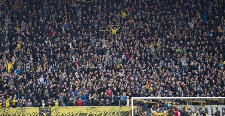 NAC-stadion wordt te klein: Wat vaststaat: NAC is razend populair