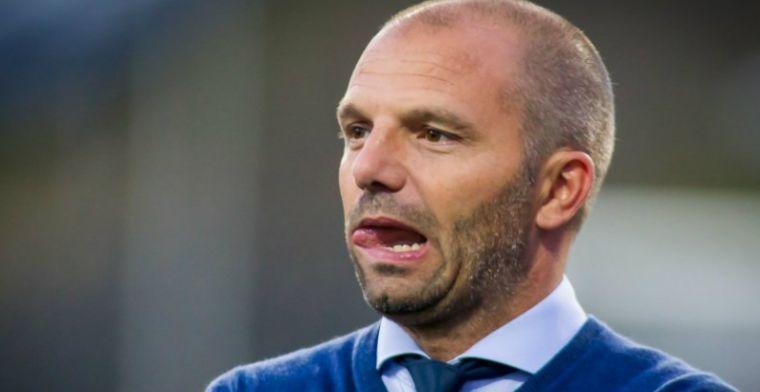 'Nederlandse club uitgesloten, ik sta wel open voor een buitenlandse aanbieding'