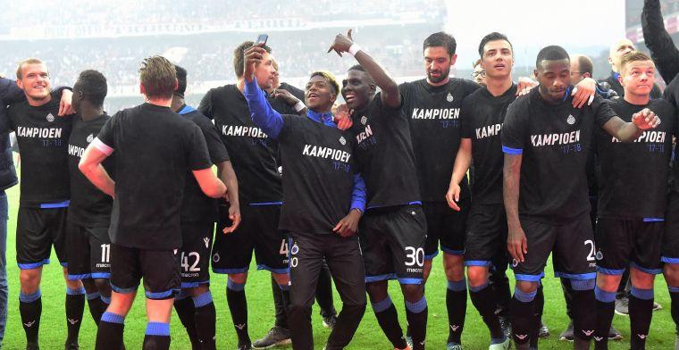 'Schlemiel van Club Brugge wil deze zomer al terug vertrekken'