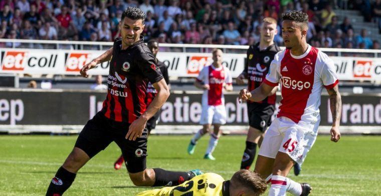 'Een geweldig talent, maar hij moet minstens nog een jaar bij Ajax blijven'
