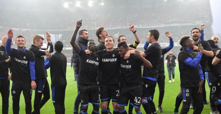 'Hij was dit seizoen de grootste ontgoocheling bij Club Brugge'