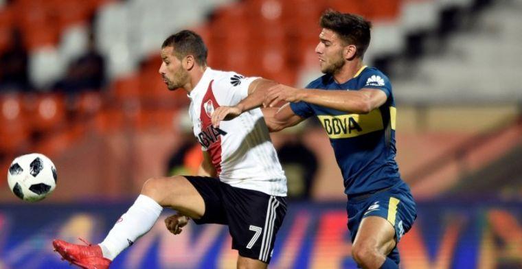 'Boca wrijft zich in de handen: Magallán wordt gezien als een doorsnee speler'