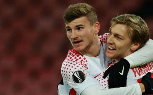 Transfernieuws   Juve en Atlético maken jacht op Leipzig-ster