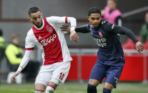 Transfernieuws   Bericht uit Italië: AS Roma kon Ziyech in Heerenveen-tijd voor twee miljoen kopen