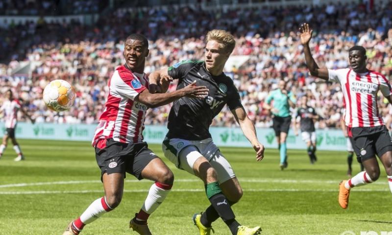Afbeelding: 'PEC Zwolle komt in zoektocht naar linksback uit bij PSV: huurconstructie'