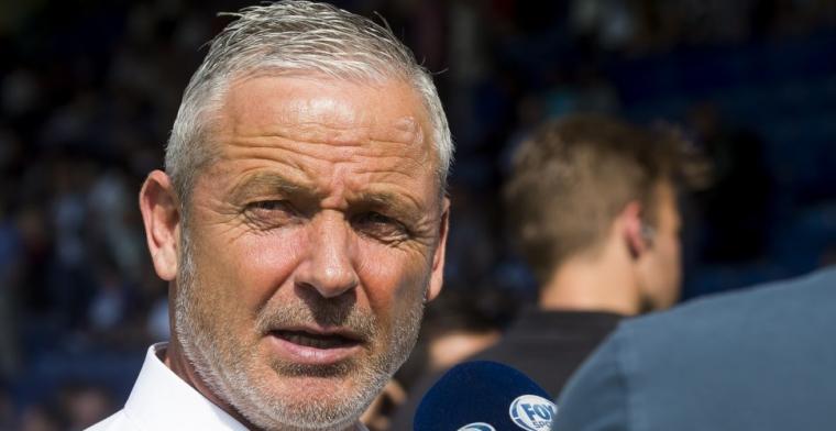 NEC presenteert opvolger van Lijnders: 'Hij was onze absolute nummer één'