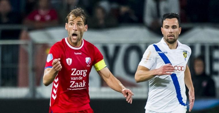 Utrecht-spelers 'heel verbaasd' over 'lekken': Omdat je wat uit te leggen hebt