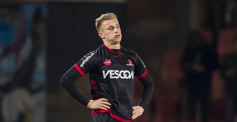 Cambuur haalt 'moderne verdediger' op bij Heerenveen: 'Dat is onze intentie'