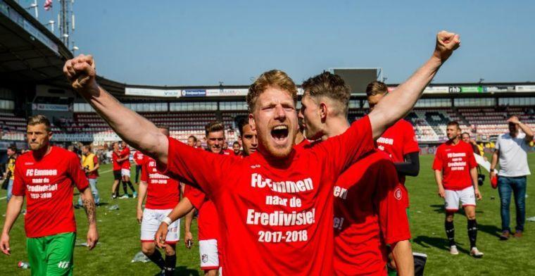 Emmen laat transfervrije promovendus in onzekerheid: 'Wil nog naar het buitenland'