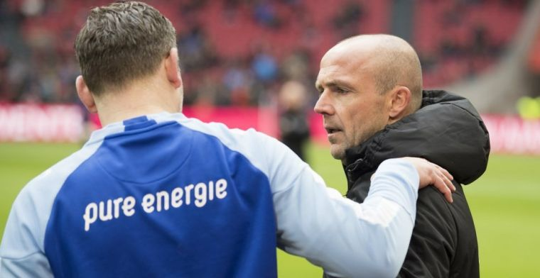 Ajax-assistent Schreuder over Nagelsmann: 'Na paar trainingen al in de gaten'
