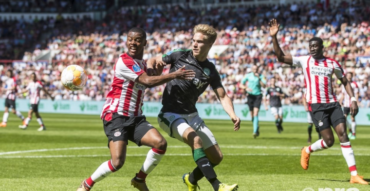 'PEC Zwolle komt in zoektocht naar linksback uit bij PSV: huurconstructie'