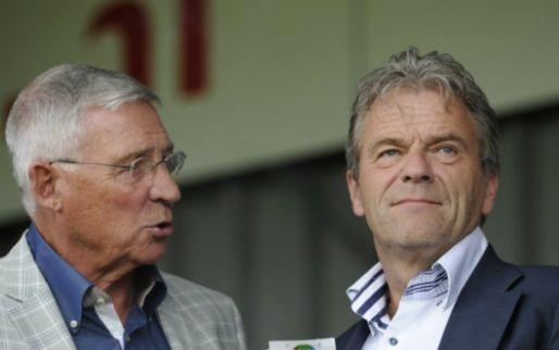 Grote droefenis in De Kuip: Feyenoord-icoon Kerkum (87) overleden