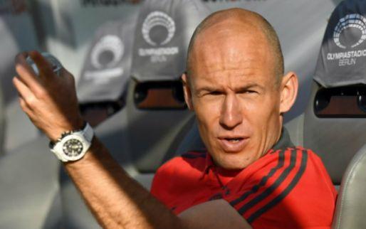 Steenrijke Robben troeft Van Persie en Sneijder af met 58 miljoen euro